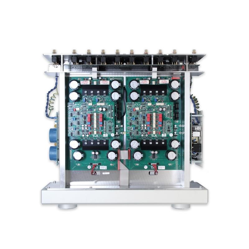 T+A P 3100 HV: Ampli tiền khuếch đại đỉnh cao của T+A