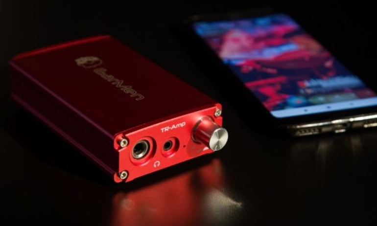 EarMen trình làng headamp tích hợp DAC TR-Amp dành cho giới audiophile