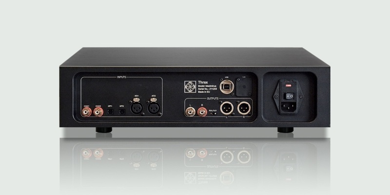 Thrax Maximinus: DAC giải mã hi-end thế hệ mới nhất của Thrax Audio