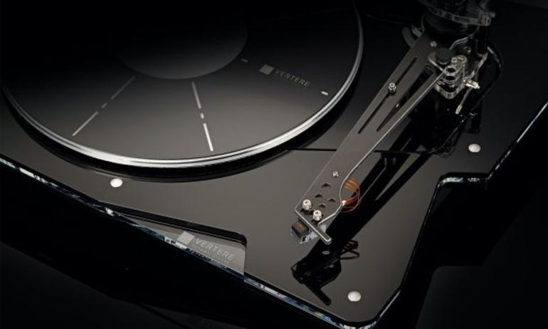 Vertere Acoustics nâng cấp dòng mâm nhập môn DG-1 với cartridge Magneto