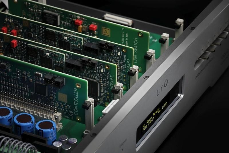 Aqua giới thiệu bộ giao diện mạng LinQ, thiết kế chuyên dụng dành cho nhạc số và nhạc trực tuyến