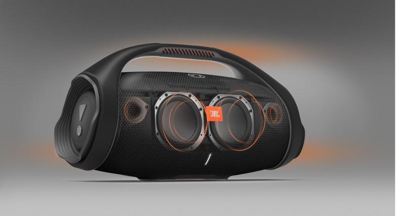 JBL ra mắt loa di động Boombox 2 cùng nhiều thay đổi ấn tượng về âm thanh và thời lượng pin