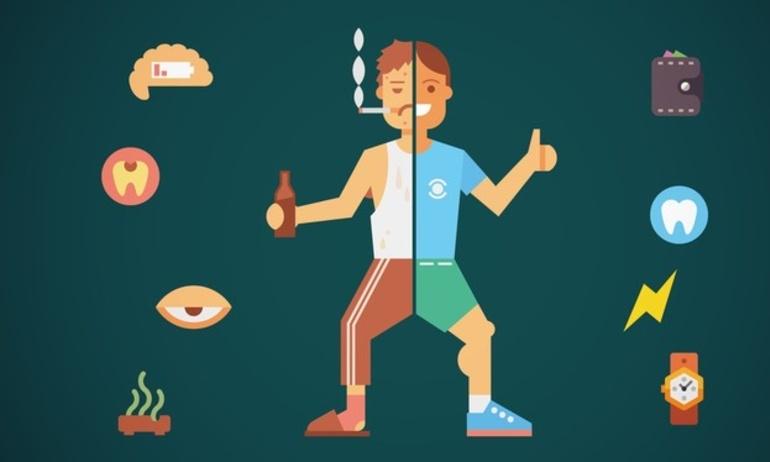 13 thói quen tưởng lành mạnh nhưng lại gây hại cho sức khỏe của bạn