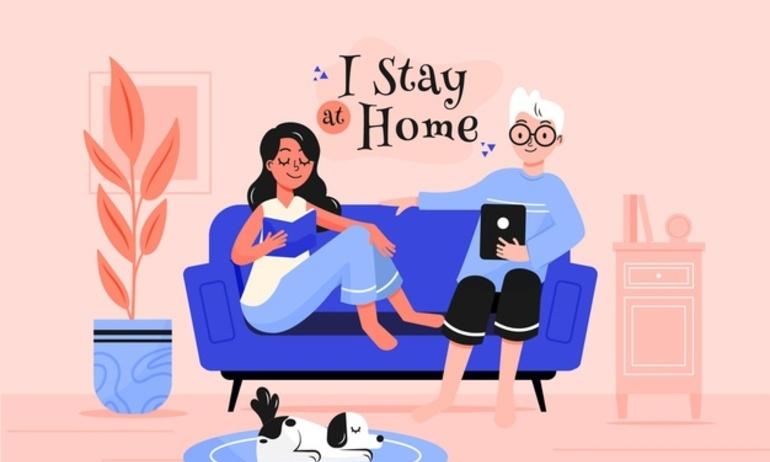 8 hoạt động nên làm khi ở nhà trong mùa dịch