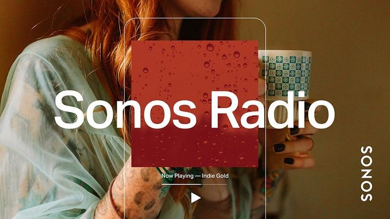 Sonos ra mắt tính năng Sonos Radio với nhiều kênh âm nhạc hấp dẫn
