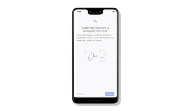 Google nâng cấp tính năng Voice Match dành cho trợ lý ảo Google Assistant