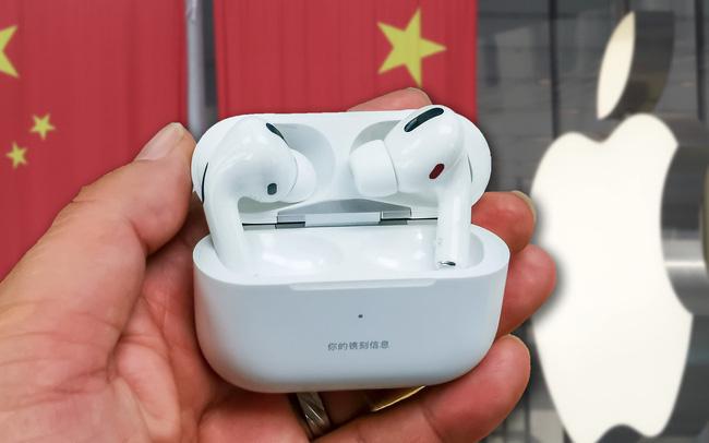 Hàng triệu tai nghe AirPods mới sẽ được sản xuất tại Việt Nam