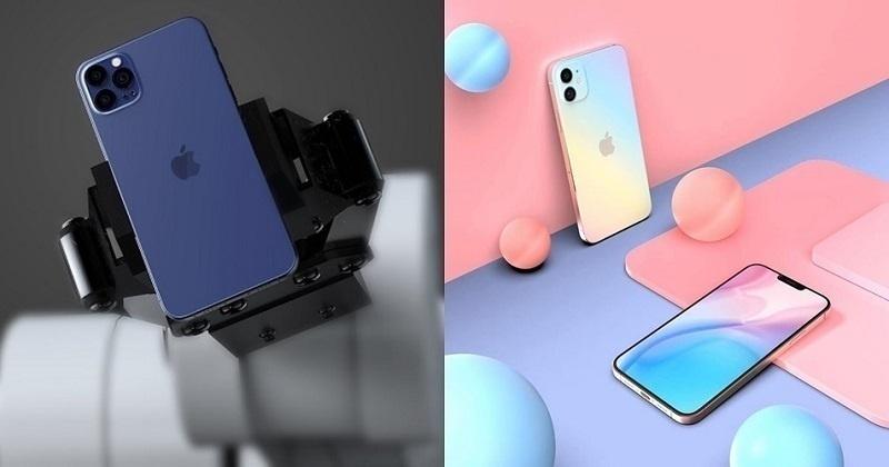 Hé lộ giá bán  và kích thước màn hình của  iPhone 12