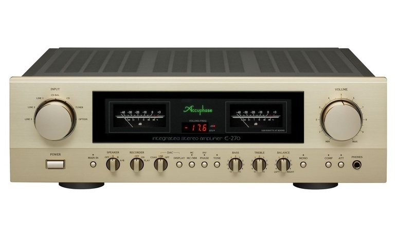 Accuphase E-270: Ampli hi-end