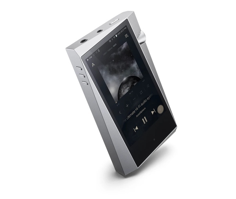 Astell & Kern tung ra máy nghe nhạc A&Norma SR25: Nhỏ gọn, mạnh mẽ, pin tốt