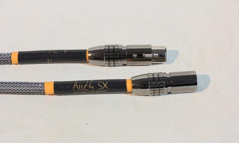 Cáp âm thanh Audience Au24 SX: Bộ dây dẫn đẳng cấp cho dàn máy hi-end