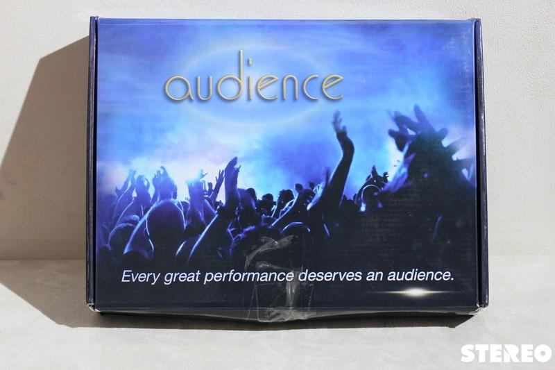 Dây nguồn Audience Au24 SX: Đối tác lý tưởng của lọc điện high-end Audience aR12-T4