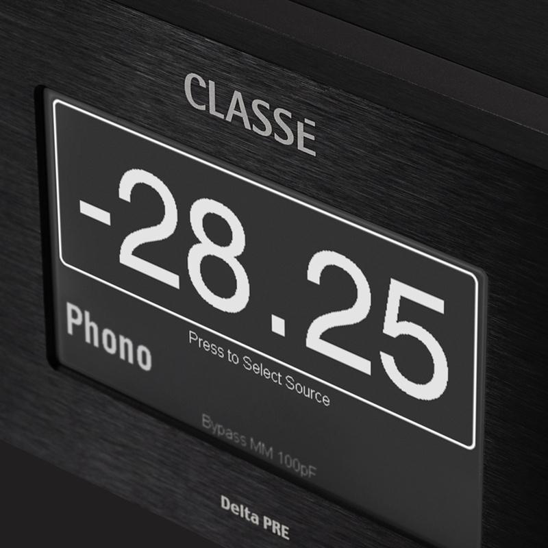 Classe Delta PRE: Đỉnh cao công nghệ ampli tiền khuếch đại