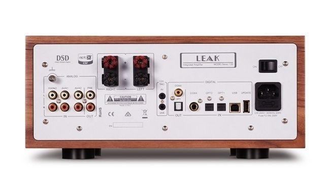 Leak tái xuất thị trường audio sau 40 năm vắng mặt