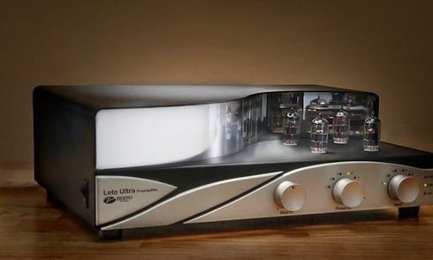 Zesto Audio Leto Ultra: Chiếc preamp đèn độc đáo với khả năng sửa lỗi bản thu