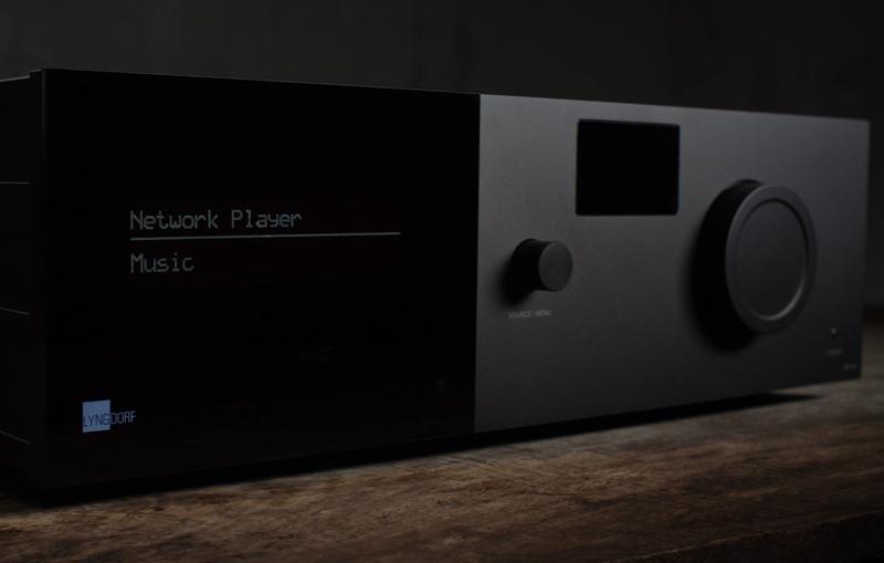 Lyngdorf Audio giới thiệu bộ xử lý âm thanh vòm MP-40