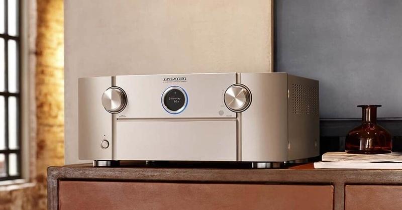AV receiver SR8012: Chuẩn mực tham chiếu của ampli xem phim