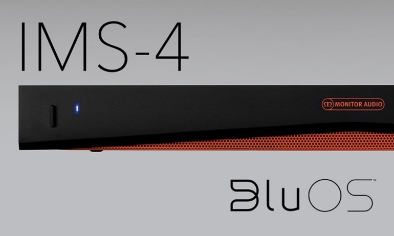 Monitor Audio phát hành đầu streamer đa phòng IMS-4