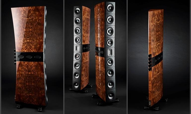 Raidho Acoustics nâng cấp toàn bộ dòng loa đầu bảng TD-Series của hãng