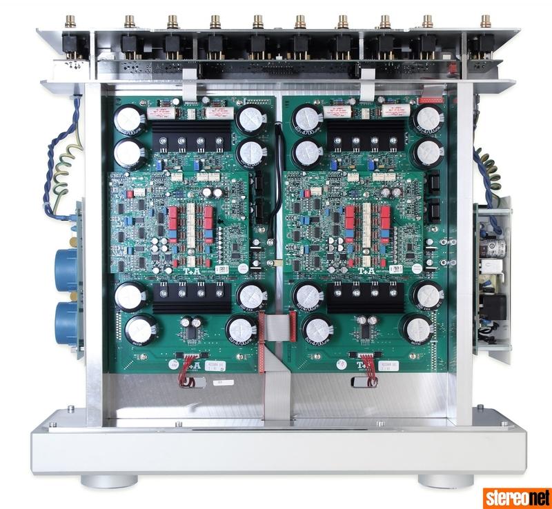 T+A chính thức ra mắt pre-ampli đầu bảng P 3100 HV