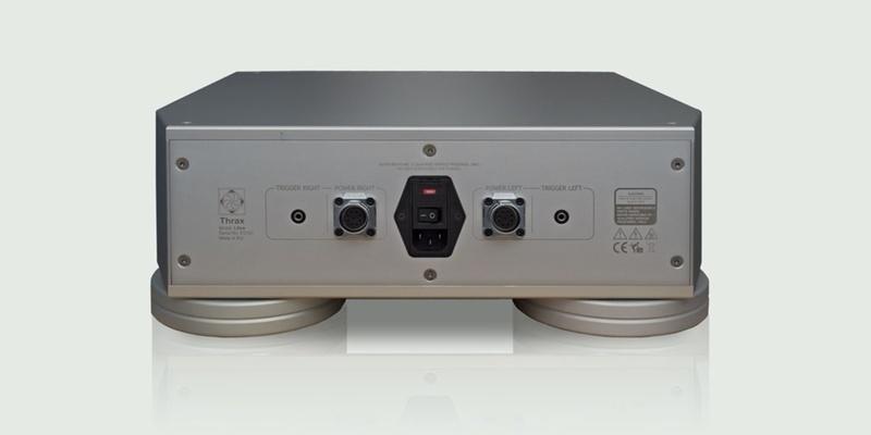 Thrax Audio chính thức trình làng pre-ampli đèn Libra 300B