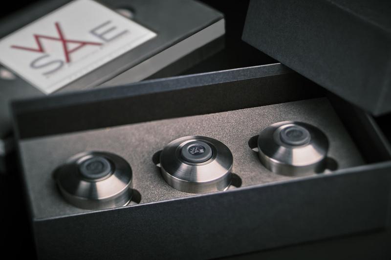 Wilson Audio giới thiệu bộ chân kê chống rung Pedestal với nhiều công nghệ tối tân