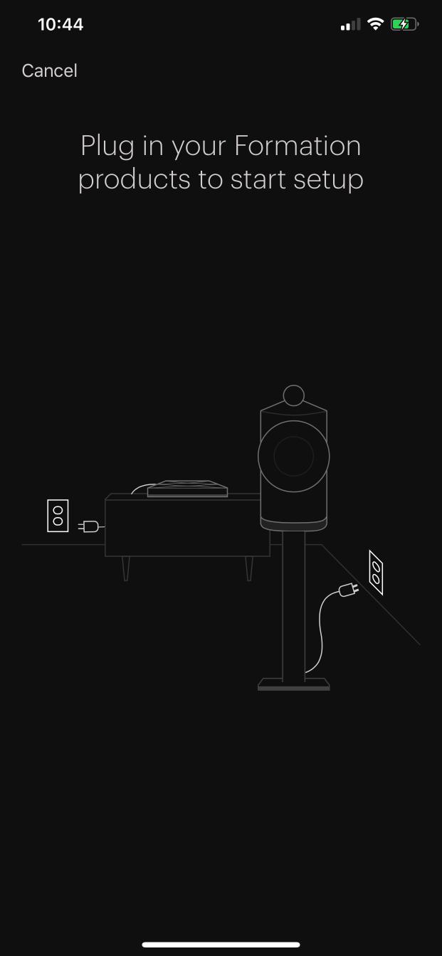 B&W Formation Audio: Mở rộng sự lựa chọn về nguồn phát cho hệ thống đa phòng Formation