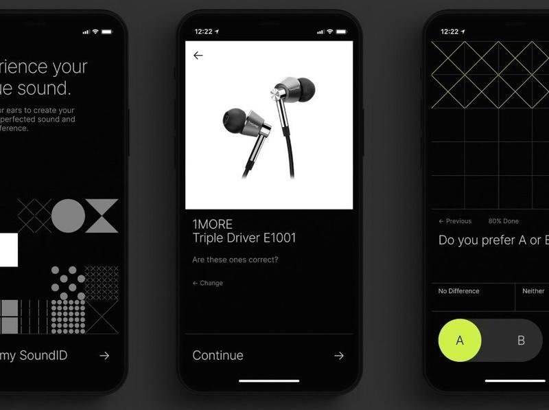 SoundID: Ứng dụng độc đáo giúp tai nghe tạo ra kiểu âm thanh hợp gu người dùng