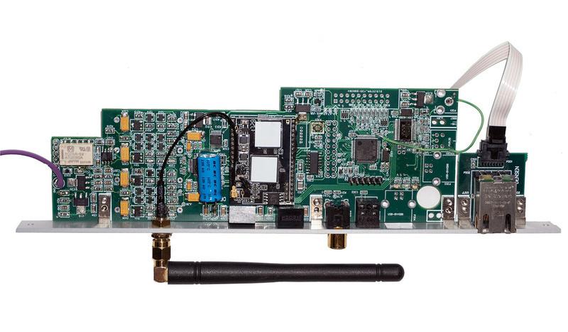 Oxygen Module: Phụ kiện bổ sung tính năng streaming cho ampli Densen