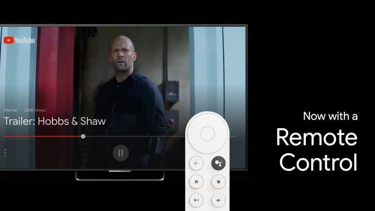 Rò rỉ thông tin về streaming dongle mới cho Android TV của Google