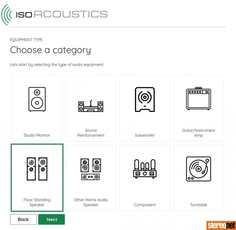 Ứng dụng Calculator của IsoAcoustics nay đã có phiên bản trực tuyến