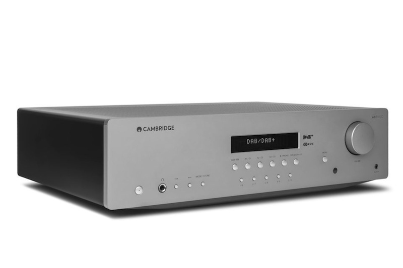 Cambridge Audio cập nhật AX Series với stereo receiver AXR100D