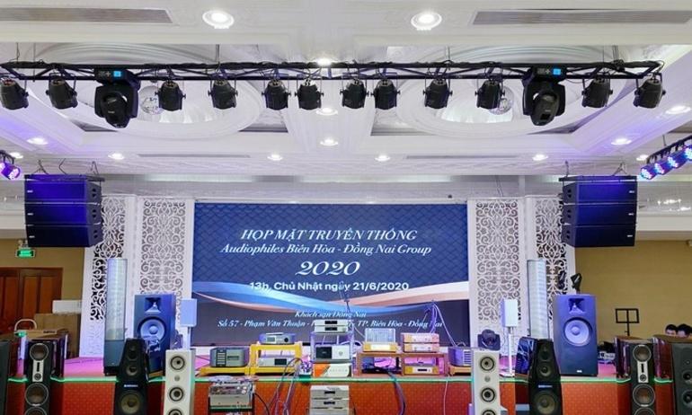 [Sự kiện] Họp mặt Audiophile Biên Hòa - Đồng Nai 2020: Đông vui hơn, hấp dẫn hơn