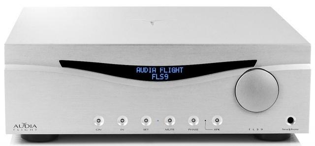 Audia Flight giới thiệu ampli tích hợp FLS 9