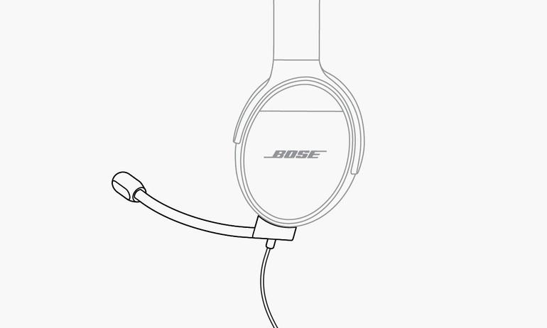 Bose hé lộ về mẫu tai nghe chống ồn dành cho game thủ QC35 II Gaming Headset