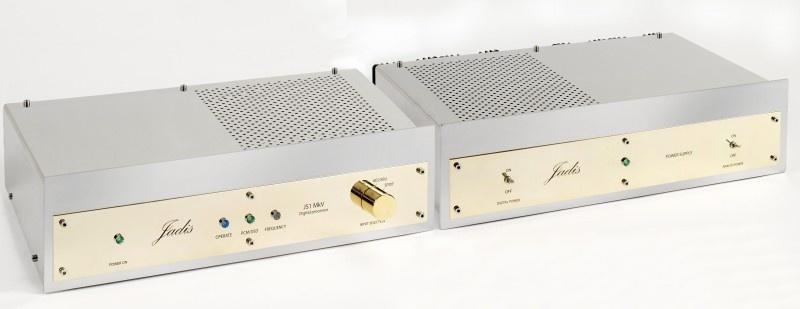 Jadis trình làng bộ đôi DAC giải mã  đèn JS1 MkV và JS2 MkIV