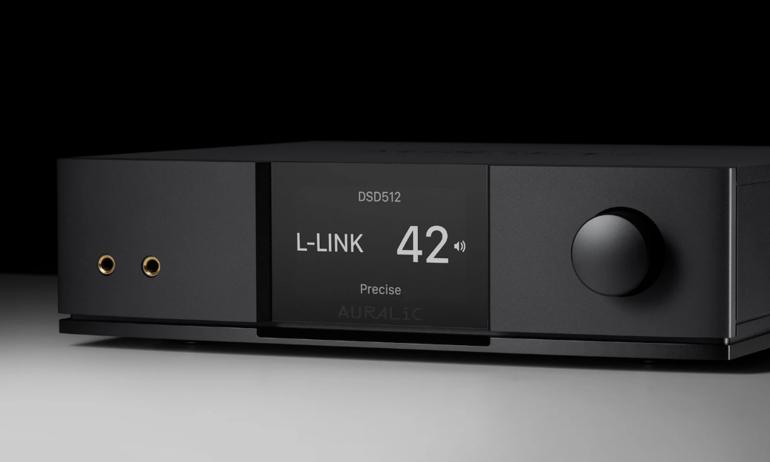 Auralic bổ sung tính năng đọc/rip đĩa CD cho các thiết bị mới thuộc G2 và GX Series