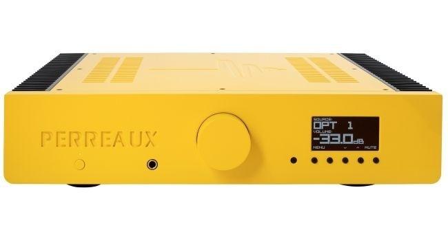 Perreaux ra mắt bộ đôi ampi tích hợp 155iX & 255iX: Thêm sắc màu cho hệ thống nghe nhạc