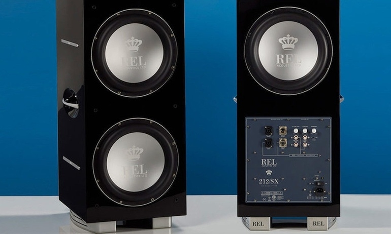 REL Acoustics trình làng subwoofer hi-end 212/SX