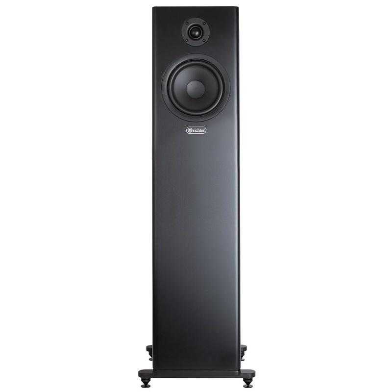 Richter Audio giới thiệu loa cột Harlequin S6, giá hơn 30 triệu đồng