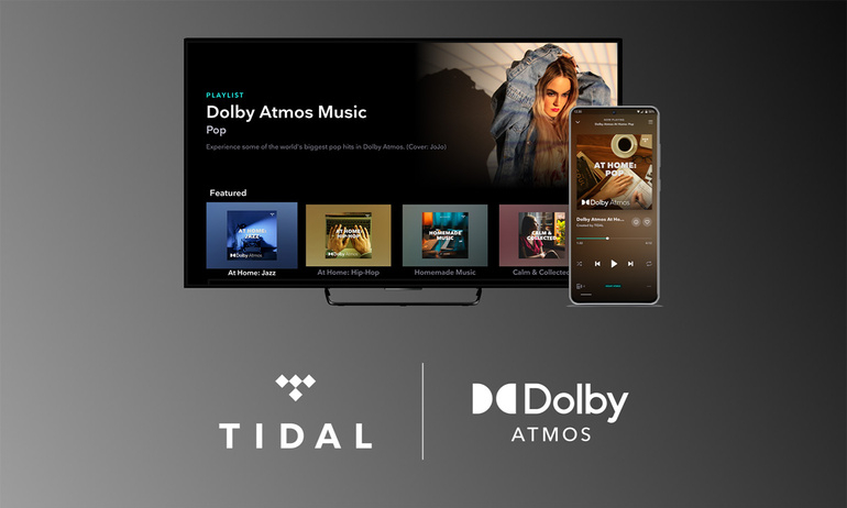 Tidal mở rộng danh sách thiết bị hỗ trợ định dạng Dolby Atmos Music