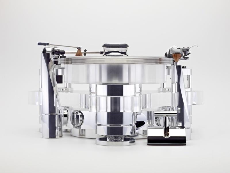 Mâm đĩa than Transrotor Tourbillon: Khi nét đẹp cơ khí Đức kết hợp cùng chuẩn mực hi-end tham chiếu