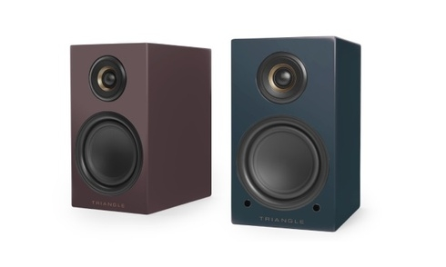 Loa tích hợp Triangle LN01A có thêm phiên bản Limited Edition với các phối màu mới