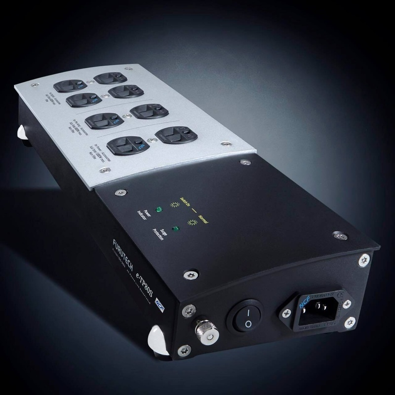 Furutech hé lộ thông tin về các phiên bản mới của lọc điện eTP80
