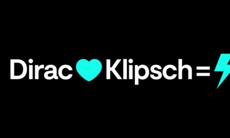 Klipsch và Dirac hợp tác cho dự án phát triển dòng tai nghe không dây mới