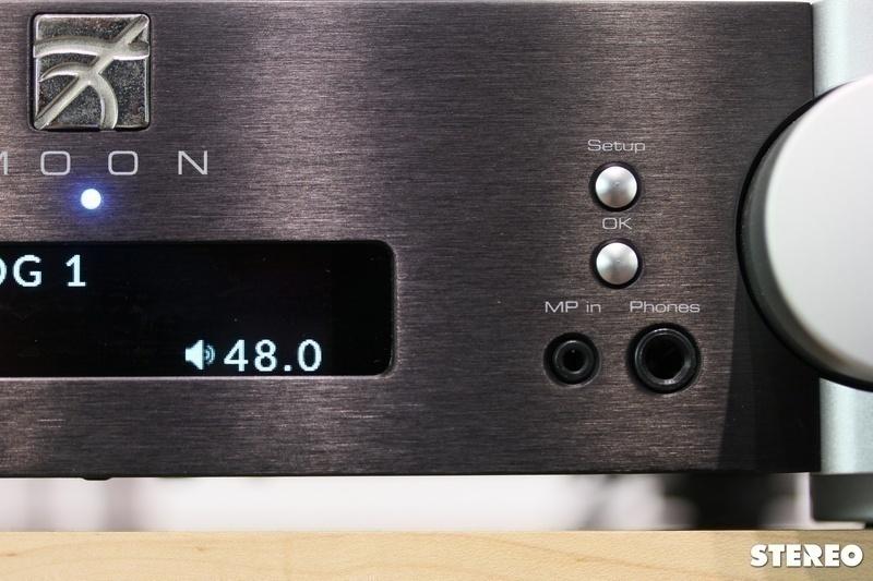 Đơn giản hóa hệ thống nghe nhạc với amplifier tích hợp Moon Neo ACE