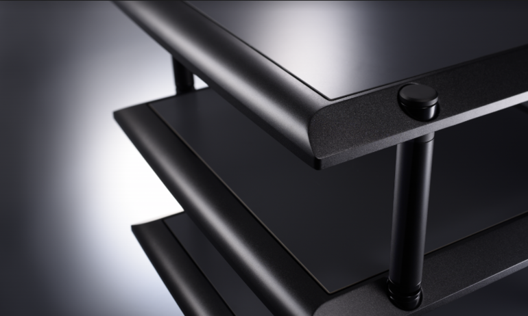 TAOC phát hành bộ đôi kệ chống rung cao cấp ASR2i và ASR3