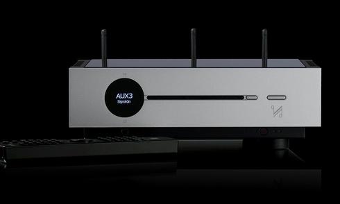 Quad công bố ampli tích hợp tất cả trong một Artera Solus Play