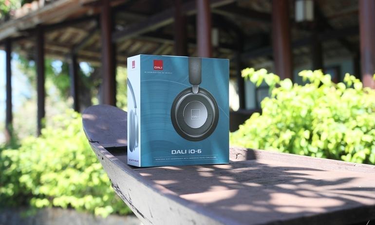 Trải nghiệm tai nghe không dây chống ồn cao cấp Dali iO-6
