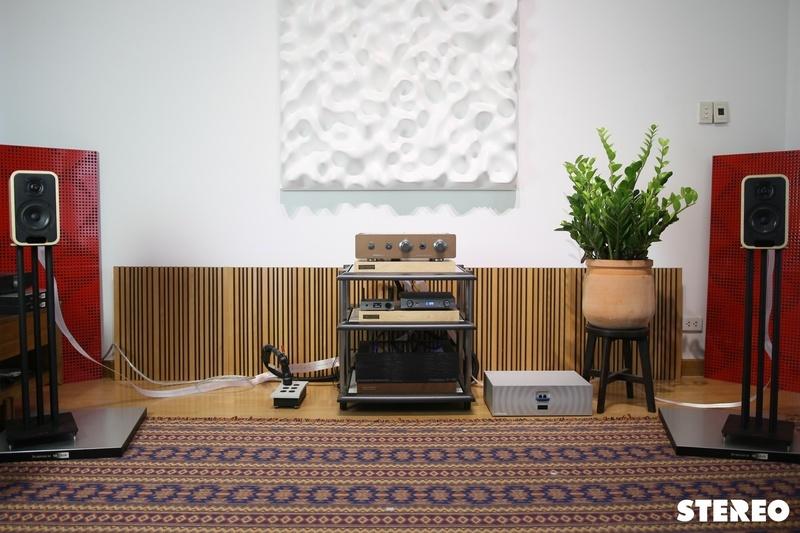 Nghe nhạc streaming với dây đồng trục Audience AU24 SX
